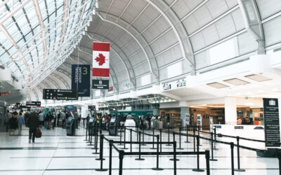 Creative Courier Delivery Rush Services to Toronto Pearson International Airport